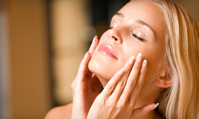 Melania Banescu at Platinum Salon International - Encino: One or Two Firming Facial Packages from Melania Banescu at Platinum Salon International (Up to 69% Off)