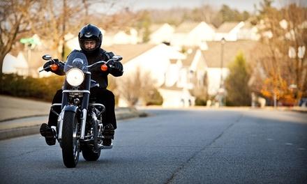 Une formation BSR (50 cm³), 125 cm³ ou formation accélérée au permis moto dès 139,99 € chez Pink Permis