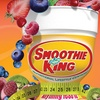 Half Off Smoothies at Smoothie King