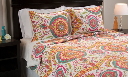 Reversible-Quilt Set (2- to 3-Piece)