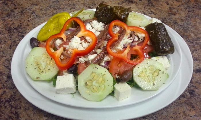 Family Corner Restaurant - Astoria: Greek and American Comfort Food for Dine-In or Carryout at Family Corner Restaurant (Up to 40% Off)