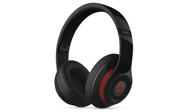casque audio beats by dr dre studio 2 0 reconditionn. Black Bedroom Furniture Sets. Home Design Ideas