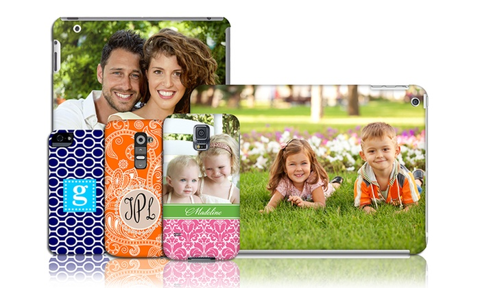 The Case Studio: $17 for $45 Worth of Personalized Phone, Tablet, or Laptop Cases from The Case Studio