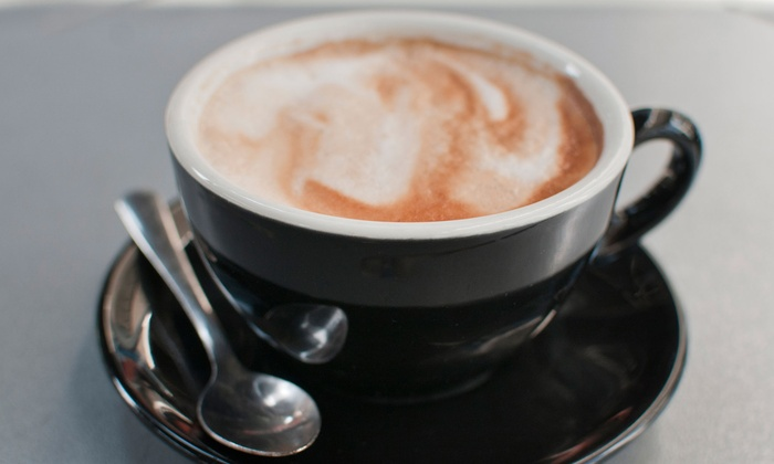 Java Bliss - North Highlands: Three or Six Groupons, Each Good for $5 Worth of Coffee at Java Bliss (50% Off)