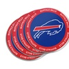 NFL Buffalo Bills Ceramic Coasters (Set of 4)