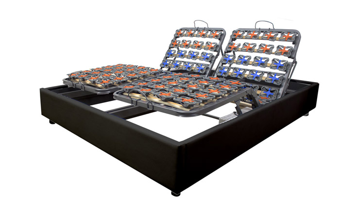 lit lectrique et matelas groupon shopping. Black Bedroom Furniture Sets. Home Design Ideas