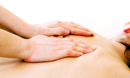 Up to 59% Off Massage at Tri for Life