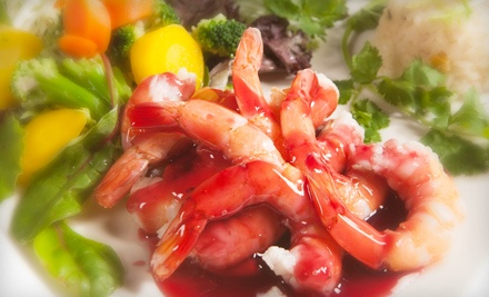 $13 for $26 Worth of Mexican Gourmet Cuisine at Latin Bistro