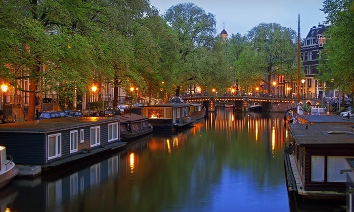 7-Day Europe Tour from Gate 1 Travel - Amsterdam, Paris, and Bruges: 7-Day Europe Tour with Airfare, Hotels, and Sightseeing from Gate 1 Travel; Price/person Based on Double Occupancy