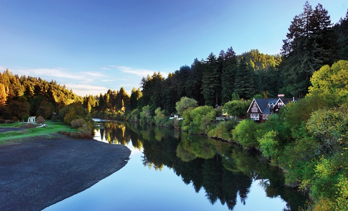 Riverside Lodge in Sonoma Wine Country