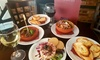 Khoi Khoi Bar And Vino - Baldock: International Tapas, Bread and Olive oil with Wine for Two or Four (42% Off)