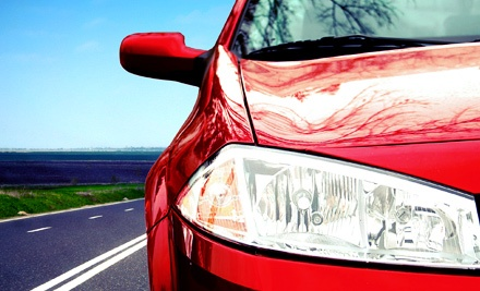 Interior and Exterior Detailing Session or Five-Hour Wash and Wax at Premium Detailing (66% Off)