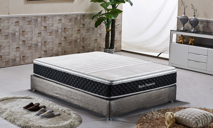 Matelas black diamond sampur groupon shopping - Matelas memoire de forme groupon avis ...
