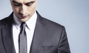 Joubert Bros: Superfine 140 Cashmere Custom-Tailored Two-Piece Suit from R3 400 at Joubert Bros (Up to 60% Off)