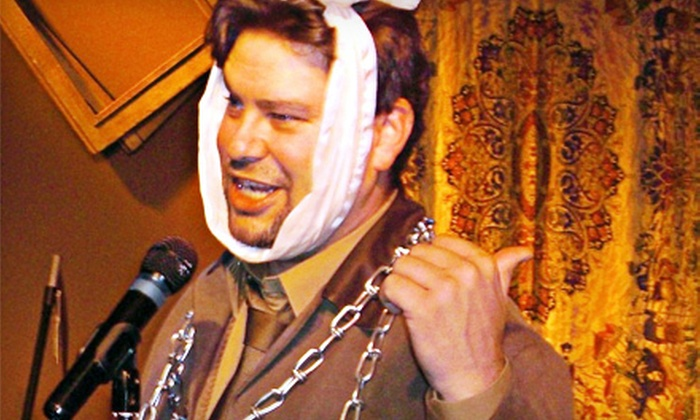 """""""Comedy Roast of Mr. Scrooge"""" - The Cabaret at Camp Bar: Actors Theater of Minnesota's """"The Comedy Roast of Mr. Scrooge"""" for Two at Cabaret Theater at Camp Bar ($39 Value)"""
