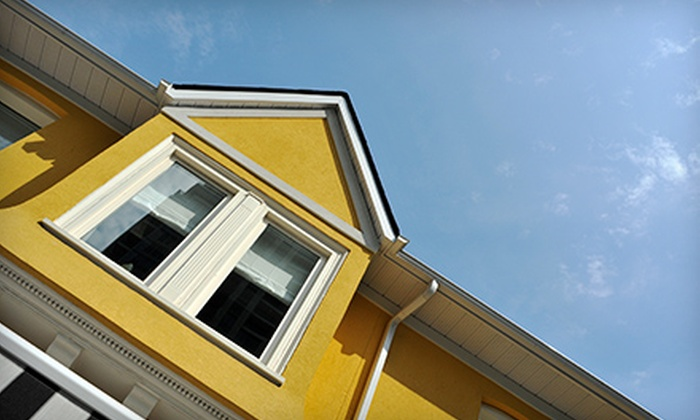 Warsh My Windows - South Central: $49 for Exterior Window Washing for a One-Story Home from Warsh My Windows (a $125 Value)