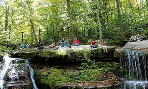 Vertically Inclined: $35 for Choice of Day Hikes with Transportation Included from Vertically Inclined ($75 Value)