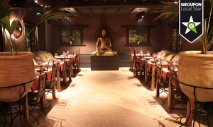Dar El Siam: Thais gastronomisch 4-gangen menu voor 2 of 4 personen bij restaurant Dar El Siam