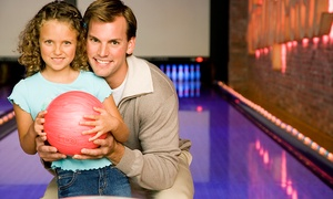 Matrix Superbowl: Bowling For Six With Hot Dog Each for £9.90 at Matrix Superbowl (79% Off)