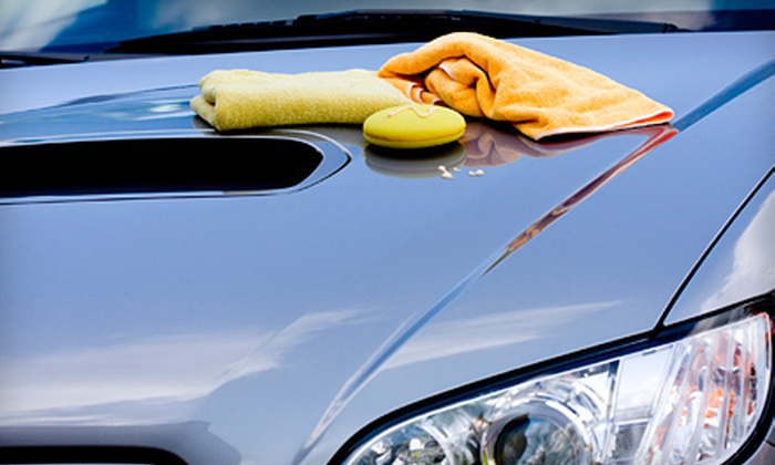 Wet Reflections Auto - Fairfax: Budget Car Wash, or Interior-and-Exterior or Mobile Detail at Wet Reflections Auto Detailing in Fairfax (Up to 56% Off)