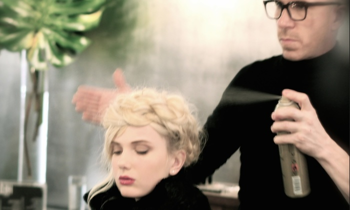FRED. - Lower East Side: Haircut, Highlights, and Style from FRED. (55% Off)