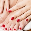 Gel Nails on Fingers or Toes