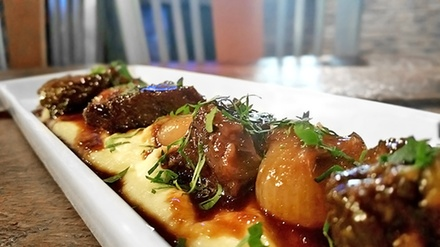 Cuisine at Social Gastropub (Up to 40% Off). Two Options Available.