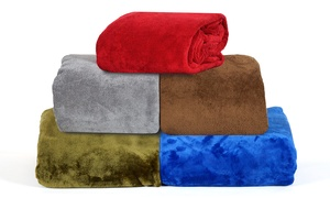 All Seasons Plush Microfleece Blanket