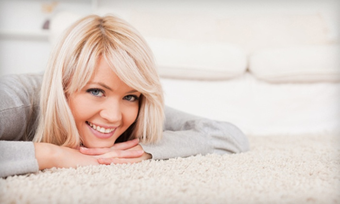 Supreme Carpet Care - Charlotte: Carpet Cleaning for Three Rooms, Five Rooms, or Whole House from Supreme Carpet Care (Up to 67% Off)