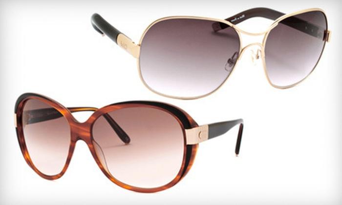 a1c9ed6da09 Up to 80% Off Chloé Women s Sunglasses