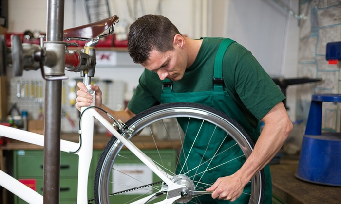 Cycle Works - Lincoln: $30 for a Bike Tune-Up at Cycle Works ($60 Value)