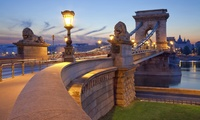 ✈ European Capitals: 4 or 8 Nights with Return Flights and Train Transfers*