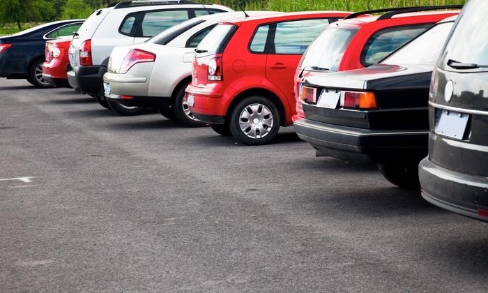 Elite Parking Mgmt - Holden/Parramore: $25 for $45 Worth of Parking-Space Rental — Elite Parking Mgmt
