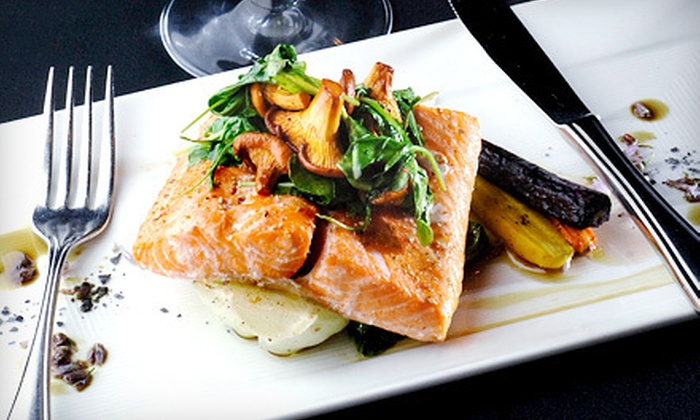 McKinley's Grille - Pomona: Locally Sourced Upscale American Dinner or Lunch at McKinley's Grille in Pomona (Half Off)