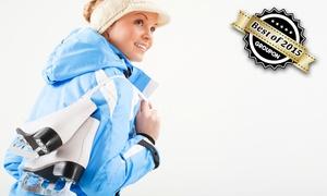 Eishalle Wischlingen: Eislaufvergnügen für Zwei in der Eishalle am Solebad Wischlingen inkl. Leihschlittschuhe