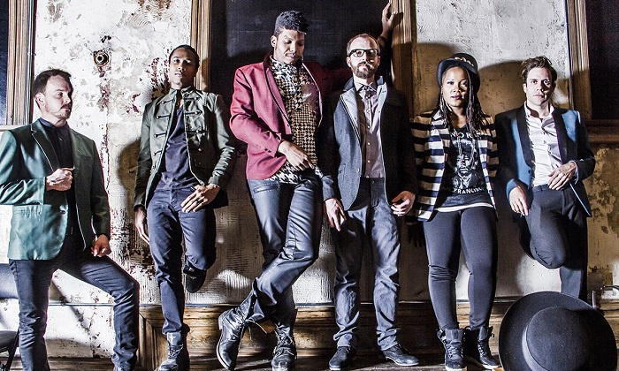 JC Brooks and the Uptown Sound - House of Blues Chicago: JC Brooks & The Uptown Sound: Thanksgiving Rock N Soul Party on Saturday, November 28, at 9 p.m.