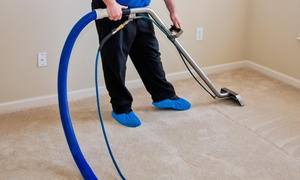 Steam Plus: One Hour of Cleaning Services from Steam Plus (55% Off)