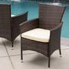 Clementine Outdoor Dining Chair Set (2-Piece)
