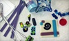 ClayZ - Paint your own Pottery - Avenue Viera: $15 for a Glass-Fusing Class at ClayZ Arts at The Avenue Viera ($30 Value)