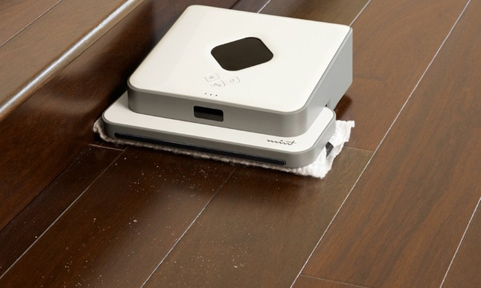 iRobot Mint 4200 Robotic Cleaner : Groupon Goods