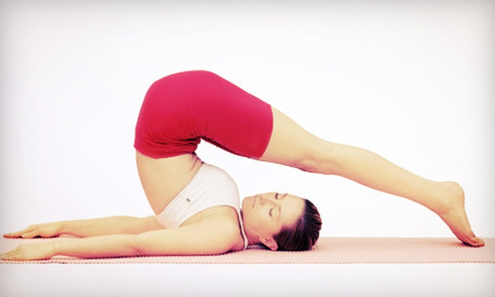 Mind, Body, & Soul Yoga - Houston: Consultation with Two or Four Private Women's Yoga Lessons at Mind, Body, & Soul Yoga (Up to 65% Off)