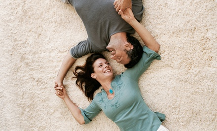 $59 for Carpet Steam-Cleaning for Up to 1,000 Square Feet from Clean 4 Clean ($199 Value)