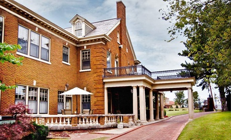 Stately B&B near Downtown Tulsa