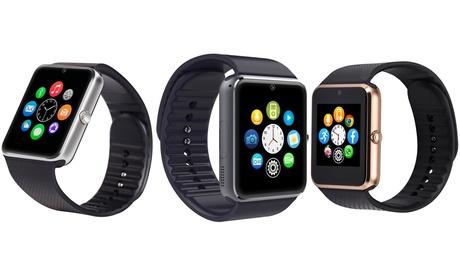 1 o 2 Smartwatches GT08 con cámara compatible con android/iOS