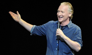 Bill Maher: Bill Maher on Saturday, September 19, at 8 p.m.
