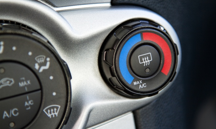 Militec USA - Deer Valley: $60 for Auto Air-Conditioning Products and Installation from Militec USA ($120 Value)