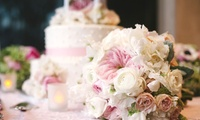 Two-, Three- or Four-Tier Wedding Cake at Boutique Cookies Cakes (Up to 71% Off)
