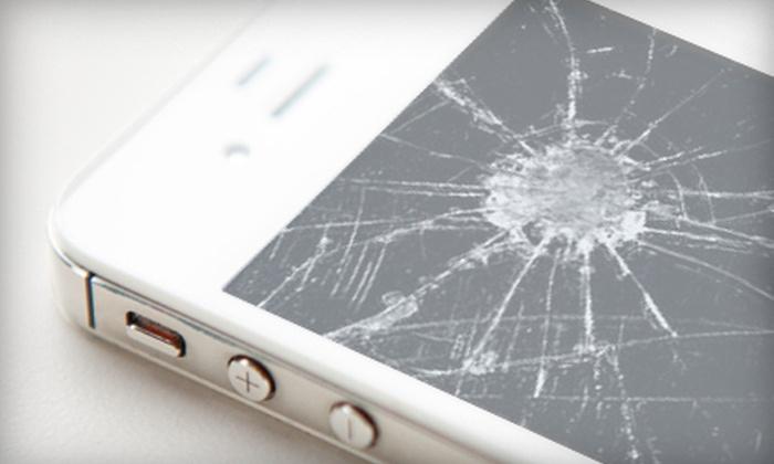 Tech Stop - Bullard: Screen Repair for an iPhone 3G, 3GS, 4, or 4S at Tech Stop (Half Off)