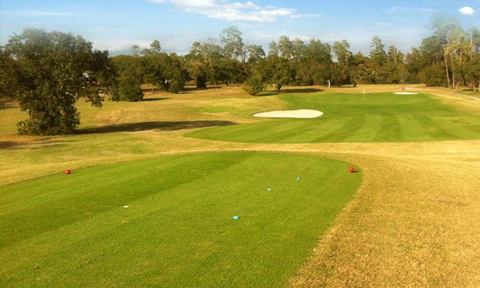 Marion Oaks Country Club - Belleview: Two or Four Groupons, Each Good for 18 Holes of Golf, Cart, and Range Balls at Marion Oaks Country Club (Up to 52% Off)