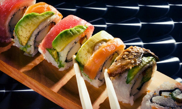 Kugo Steakhouse & Sushi Bar - North Cornwall: Japanese Dinner for Two or Four or Lunch for Two at Kugo Steakhouse & Sushi Bar in Lebanon (Up to 53% Off)